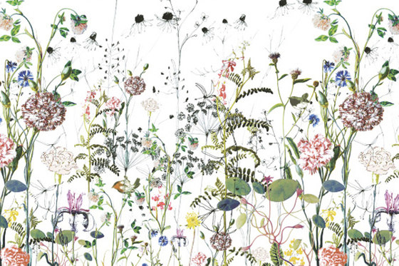 Flora de Christian Fischbacher | Tejidos decorativos
