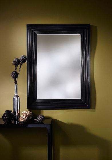 Topo black von Deknudt Mirrors | Spiegel