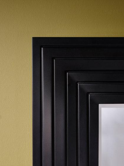 Topo black di Deknudt Mirrors | Specchi