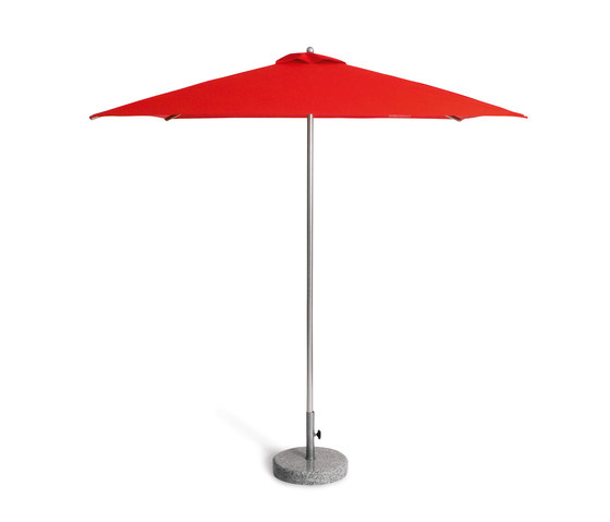Klick Umbrella, square by Weishäupl | Parasols