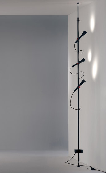 Colibri standing lamp by martinelli luce | General lighting