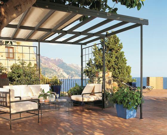 avantgarde pergola by unopi pergolas architonic. Black Bedroom Furniture Sets. Home Design Ideas
