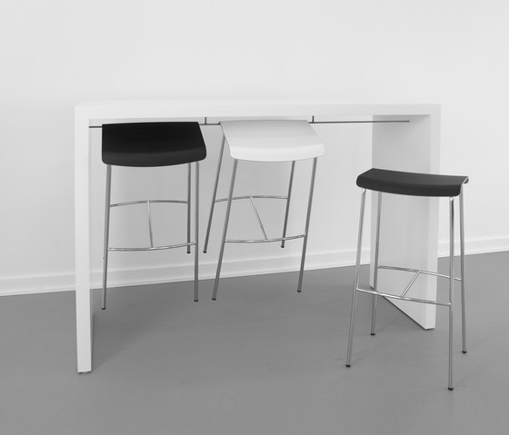 Meeting Table de Magnus Olesen | Mesas altas