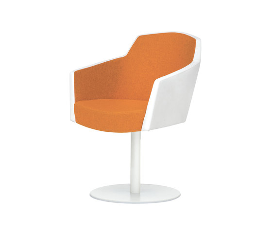Grip by Segis | Visitors chairs / Side chairs
