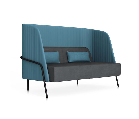 Noldor | High Back by Segis | Lounge sofas