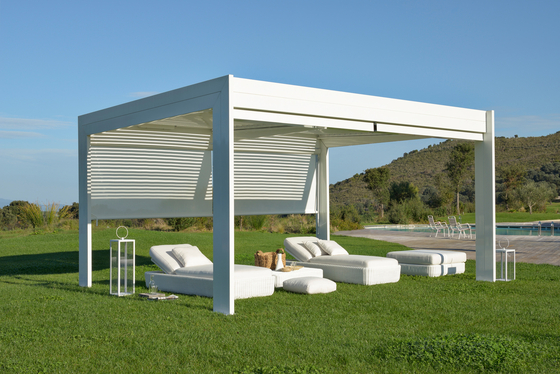 Shelter Pergola by Unopiù | Pergolas