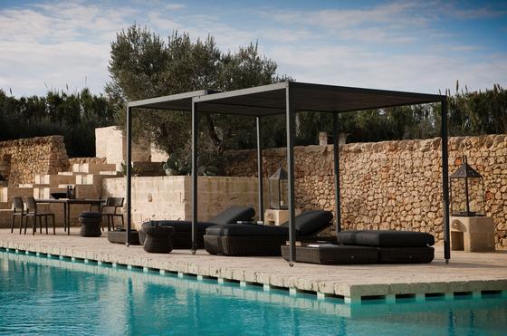 shibuya di unopi pergola prodotto. Black Bedroom Furniture Sets. Home Design Ideas