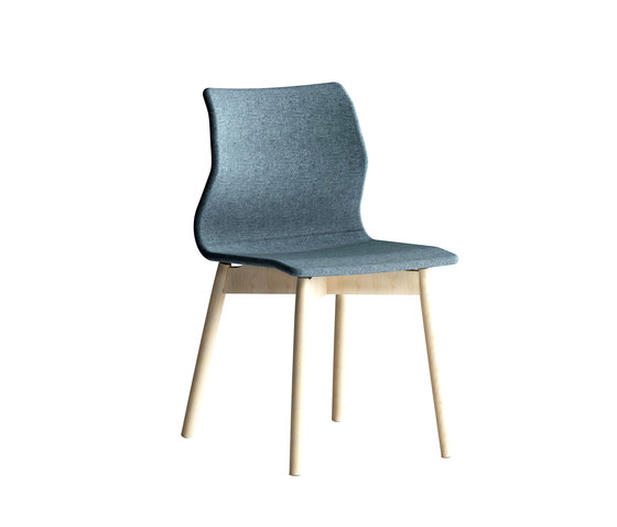 Ral by Mitab | Visitors chairs / Side chairs