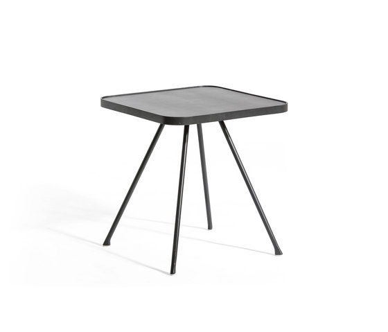 Attol Aluminum Side Table by Oasiq   Side tables