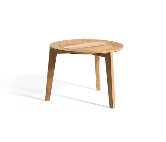 Attol Teak Side Table by Oasiq | Side tables
