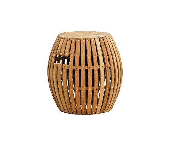Swing Stool by Unopiù | Garden stools