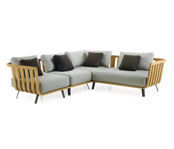 Welcome Sofa by Unopiù | Garden sofas