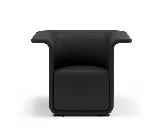 Hub easy chair by Materia | Lounge chairs