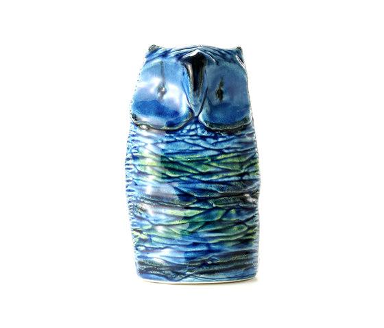 Rimini Blu Figura gufo de Bitossi Ceramiche | Objects