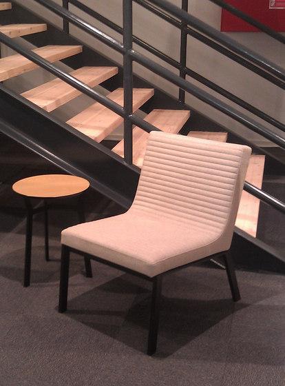 Flow chair de Magnus Olesen | Éléments de sièges modulables