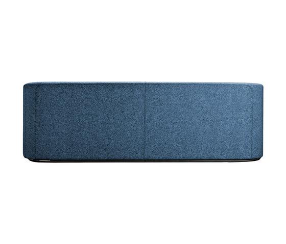 Caslon sofa de Mitab | Canapés d'attente