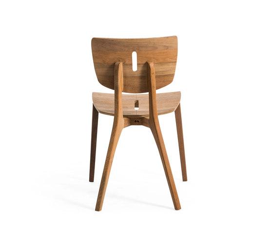 Diuna Chair di Oasiq | Sedie da giardino