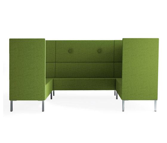Mute by Mitab | Lounge sofas