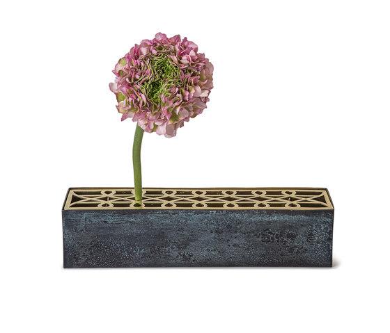 Äng vase rectangular by Klong | Plant pots