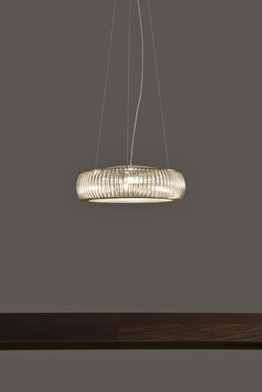 Janus Suspension by Fendi Casa   Suspended lights