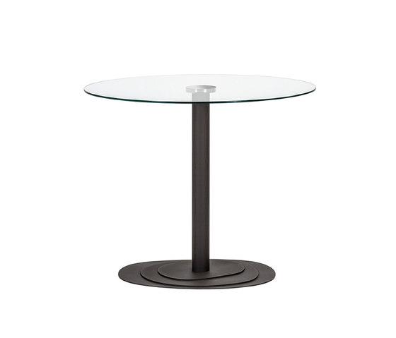 Trio Table h75 von ONDARRETA | Cafeteriatische