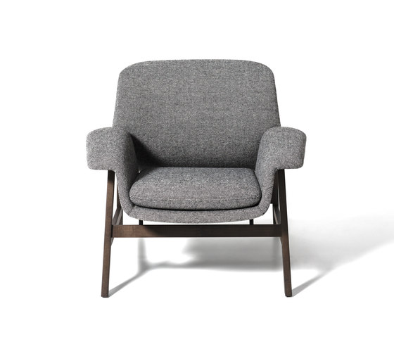 Agnese by Tacchini Italia | Lounge chairs