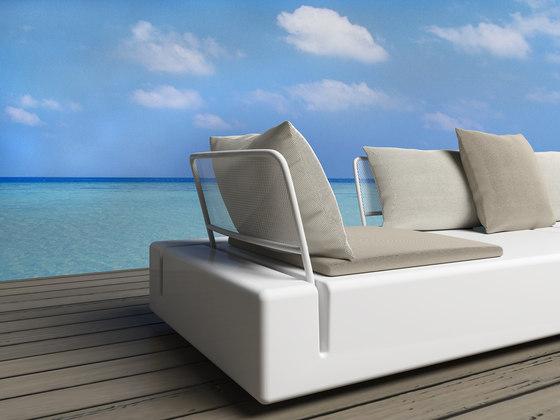 Kes modular system seating by Vondom | Garden sofas