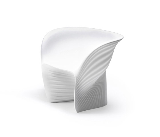 Biophilia armchair by Vondom | Garden armchairs