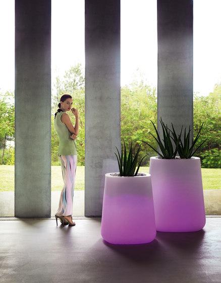 Vasijas Cuadrada alta by Vondom | Flowerpots / Planters