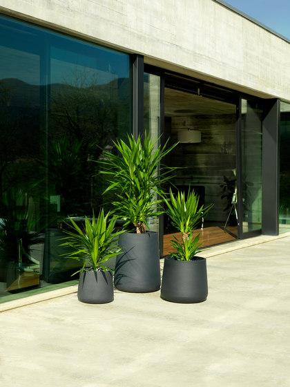Ulm Redonda by Vondom | Plant pots