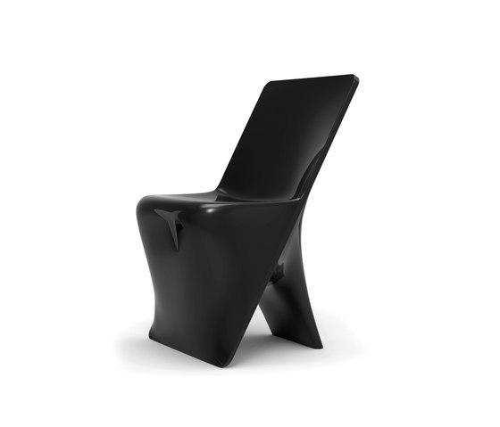 Sloo chair by Vondom | Garden chairs