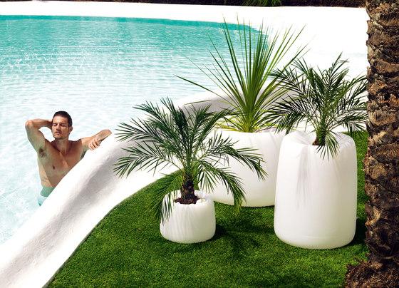 Organic Redonda di Vondom | Vasi piante