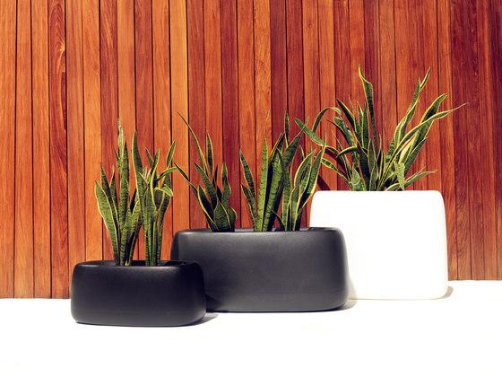 Organic Jardineras by Vondom | Flowerpots / Planters