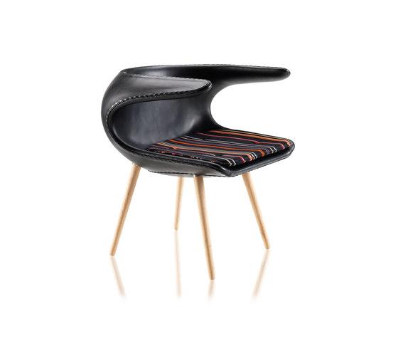 Frost Chair de Stouby | Sillas de visita