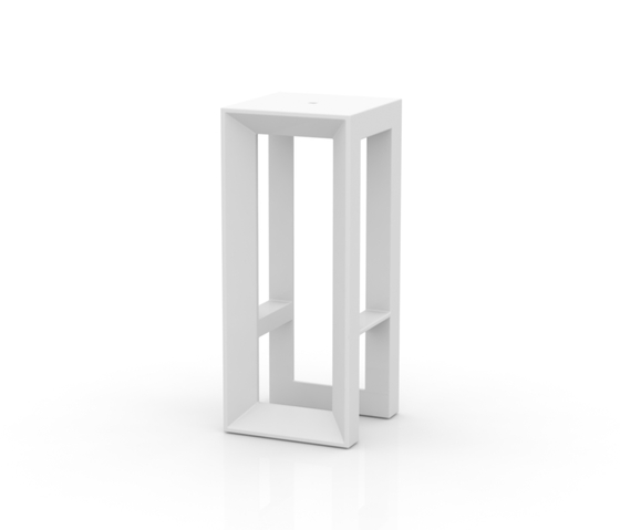 Frame stool by Vondom | Bar stools