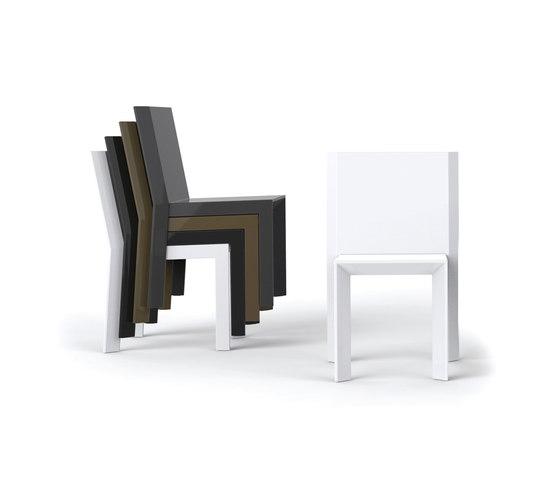 Frame chair by Vondom | Garden chairs