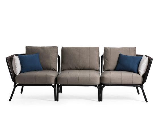 Yland Set Seater by Oasiq | Garden sofas