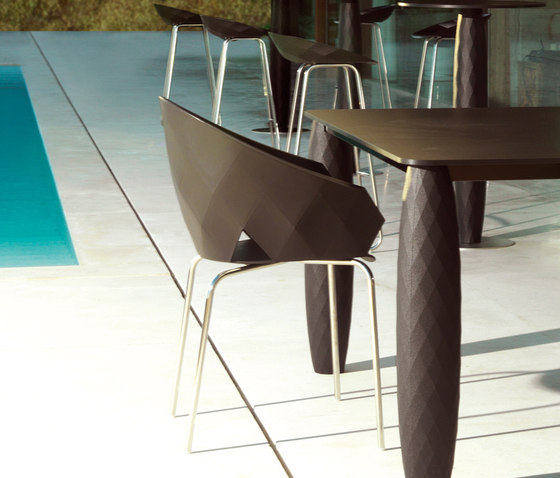 Vases chair by Vondom | Chairs