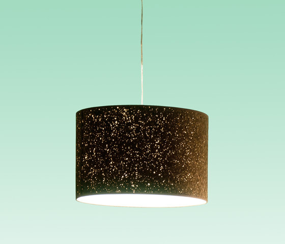 Cork Pendant big by Innermost | Suspended lights