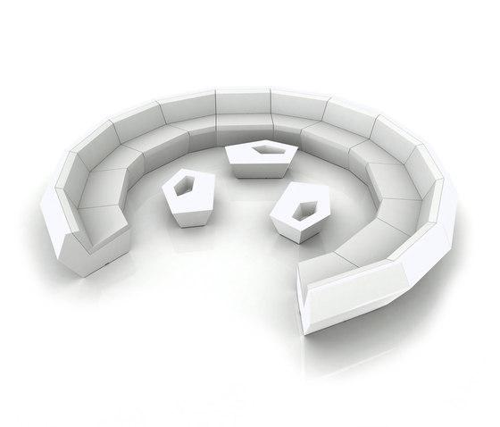 Faz modul sofa de Vondom | Canapés