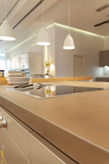 Kitchen | Fusion Barro de Neolith | Planchas de cerámica