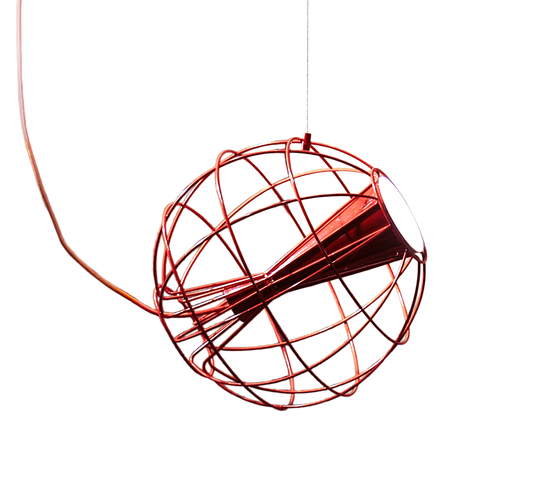 Latitude Pendant lamp de Innermost | Suspensions