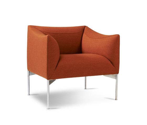 Bow EJ 485 by Erik Jørgensen | Lounge chairs