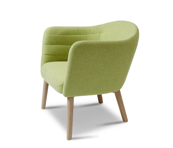 Lemon EJ 44 by Erik Jørgensen | Lounge chairs
