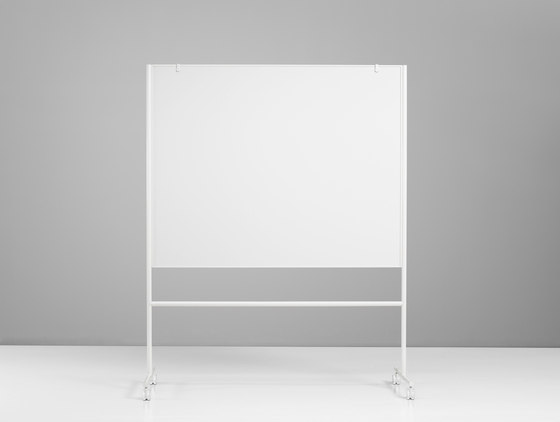 ONE Mobile Whiteboard double sided by Lintex   White boards