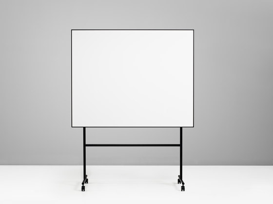 ONE Mobile Whiteboard double sided by Lintex | White boards