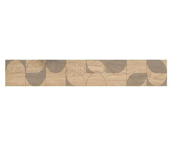Bio Timber   Oak Patinato Chiaro compass by Lea Ceramiche   Ceramic panels