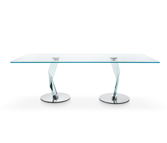 Bakkarat by Tonelli | Dining tables