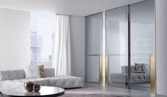 Ianus by Longhi S.p.a. | Wall partition systems