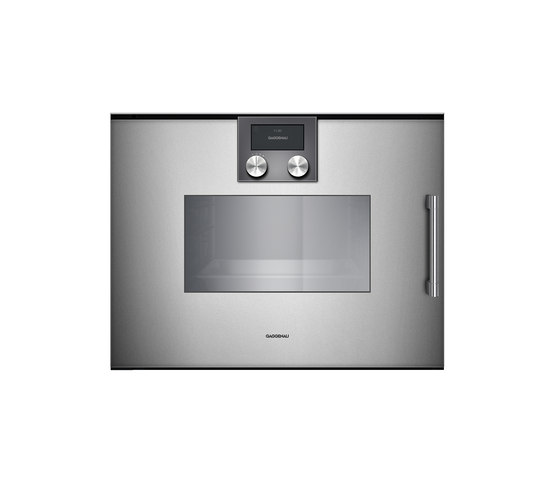 Steam oven 200 series | BSP 220/BSP 221 by Gaggenau | Steam ovens